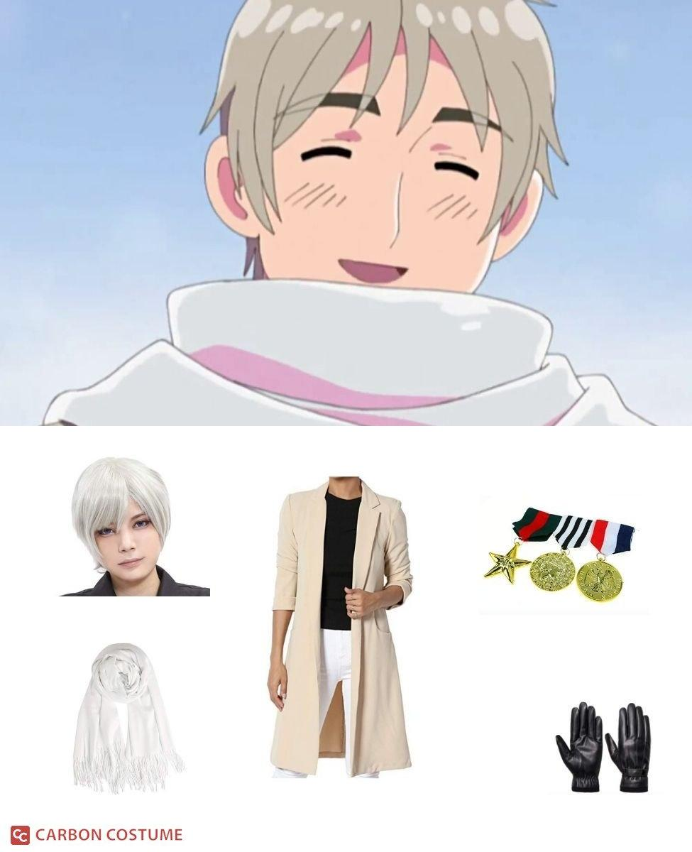 Russia from Hetalia Cosplay Guide