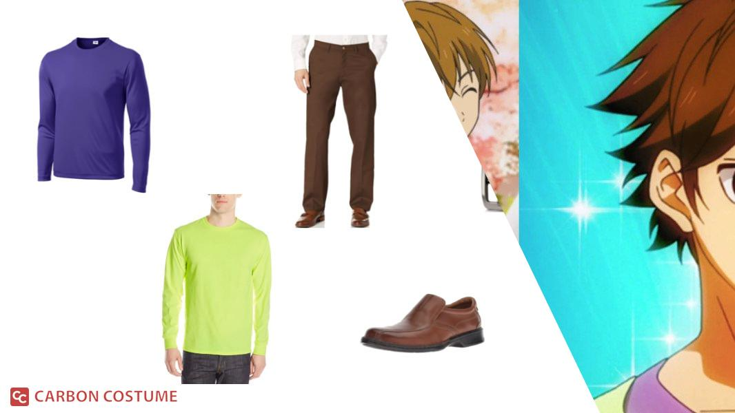 Ryota from Your Lie in April Cosplay Tutorial
