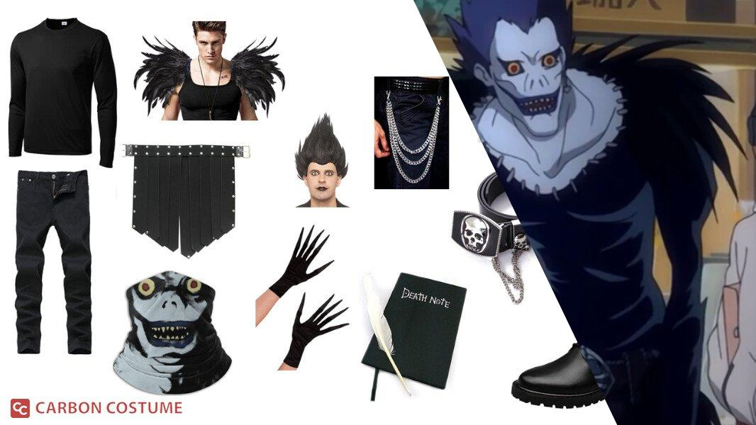 Ryuk from Death Note Cosplay Tutorial