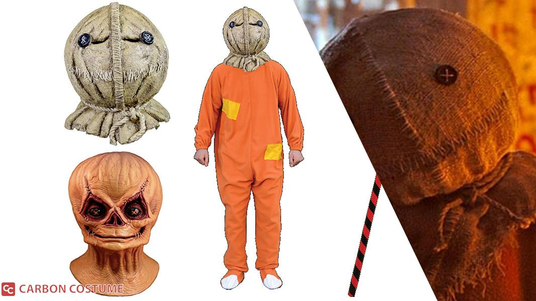 Sam from Trick R Treat Cosplay Tutorial