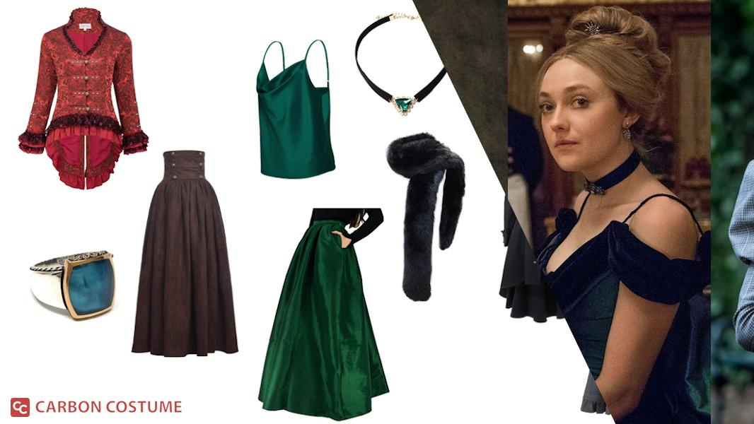 Sara Howard from The Alienist Cosplay Tutorial