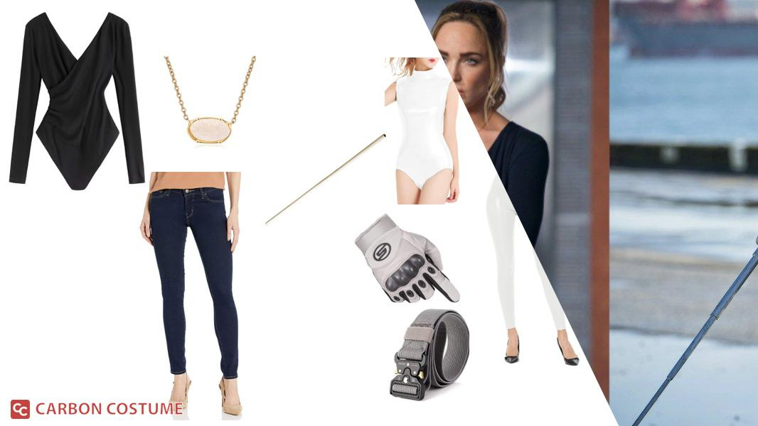 Sara Lance (White Canary) from DC's Legends of Tomorrow Cosplay Tutorial