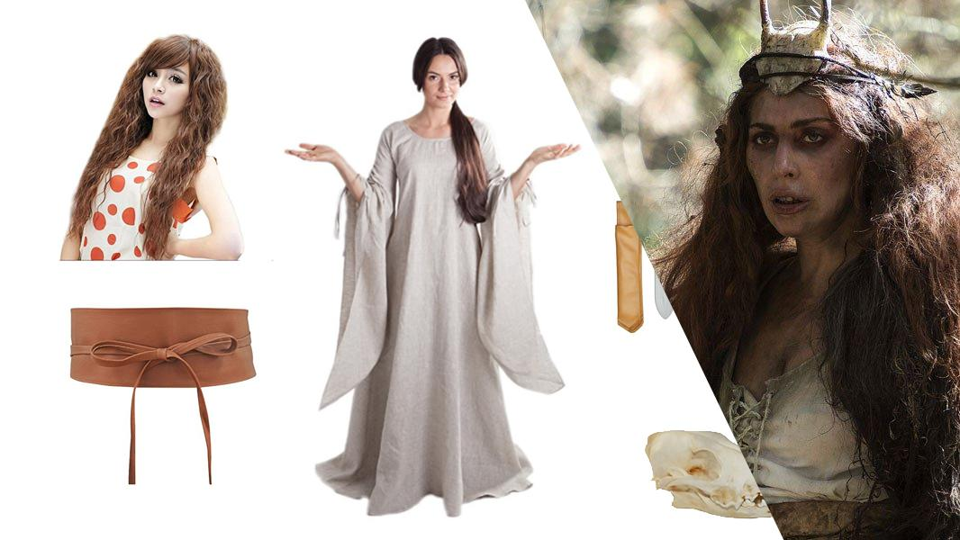 Scathach from American Horror Story: Roanoke Cosplay Tutorial