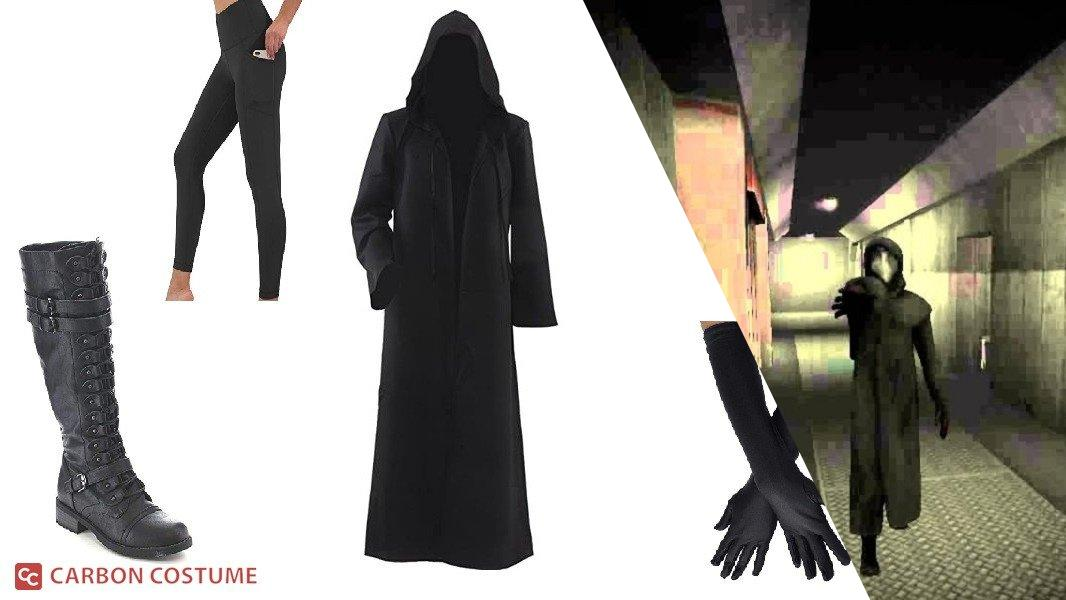 SCP-049 from SCP – Containment Breach Cosplay Tutorial