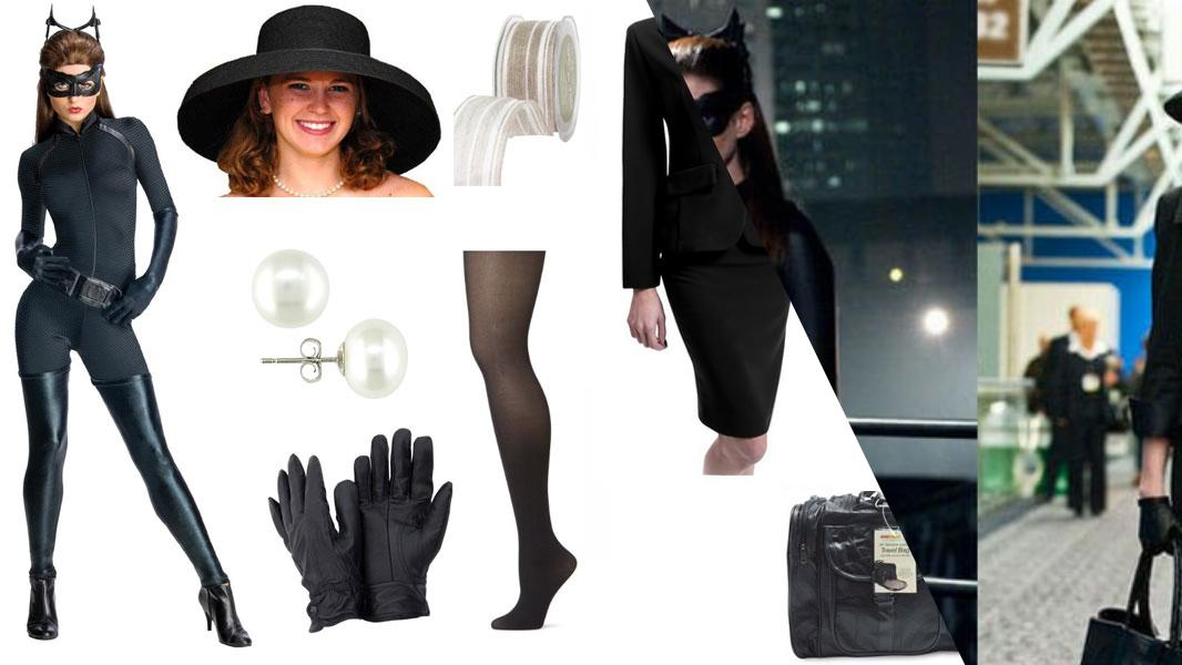 Selina Kyle as Catwoman Cosplay Tutorial