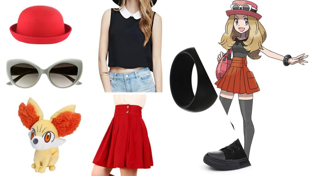 Serena from Pokemon X and Y Cosplay Tutorial