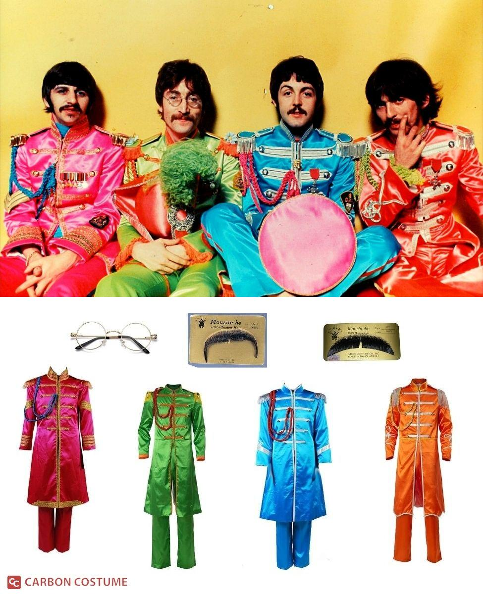 Sgt Pepper's Lonely Hearts Club Band Cosplay Guide