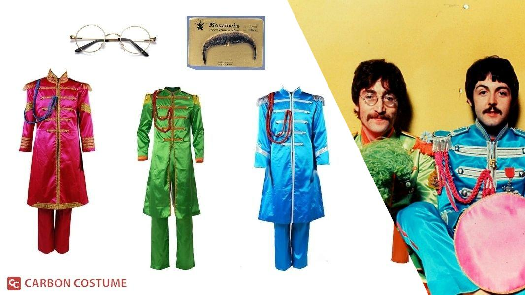 Sgt Pepper's Lonely Hearts Club Band Cosplay Tutorial