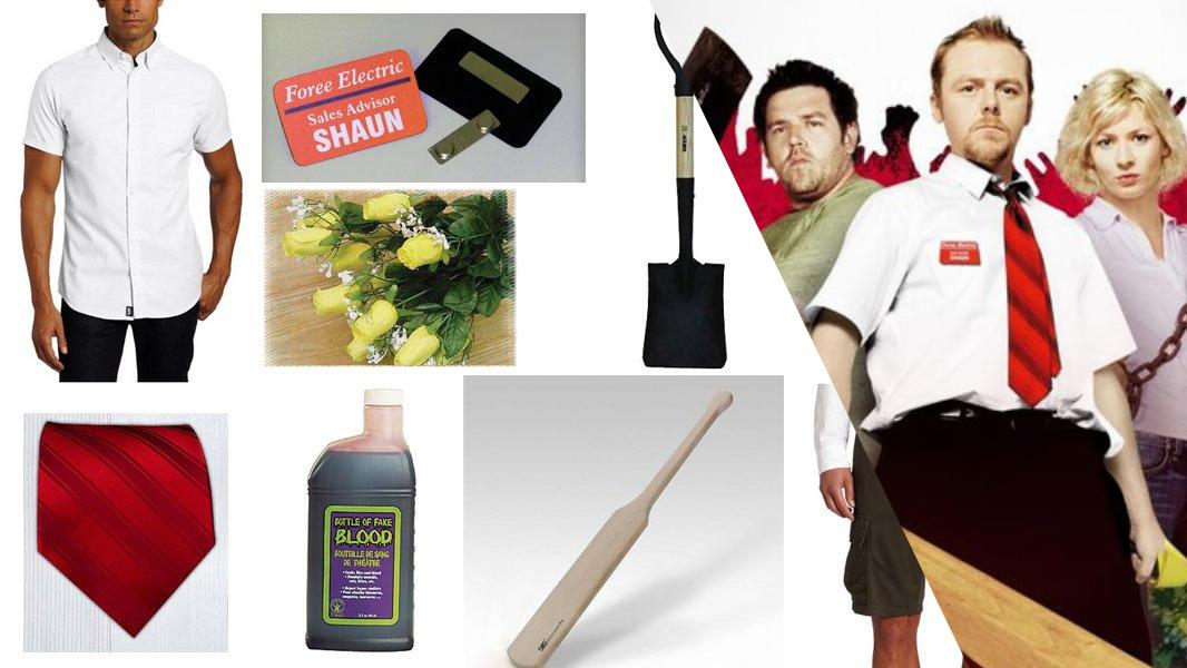 Shaun of the Dead Cosplay Tutorial