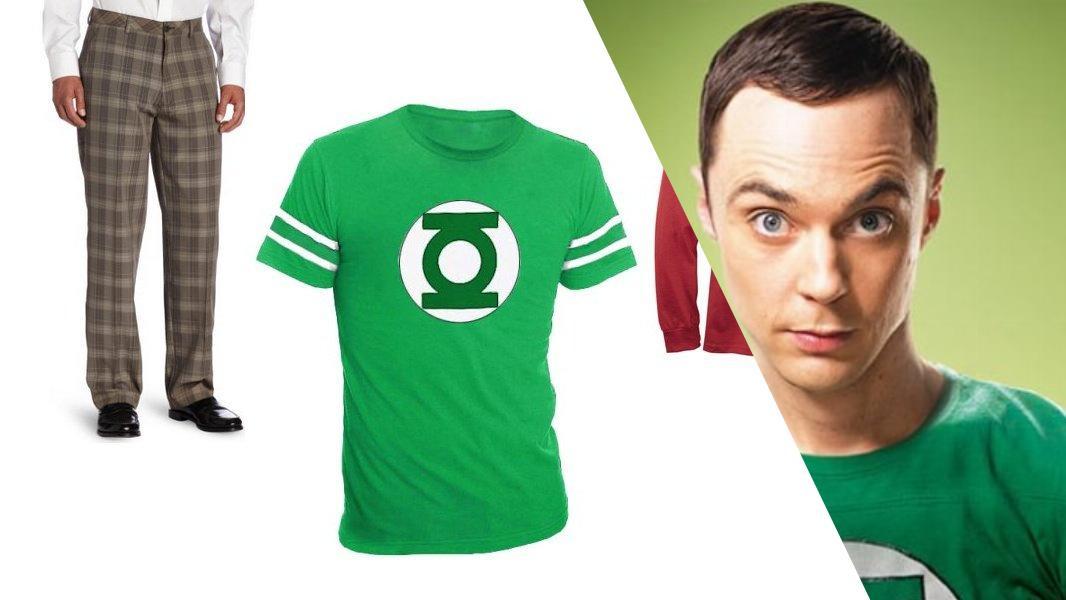 Sheldon Cooper Cosplay Tutorial
