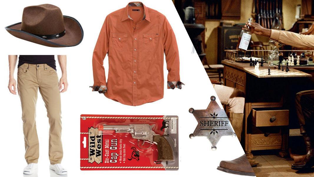 Sheriff Bart Cosplay Tutorial