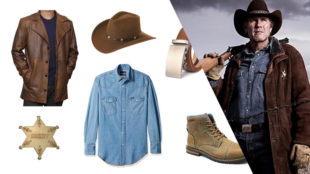Sheriff Walt Longmire Cosplay Tutorial
