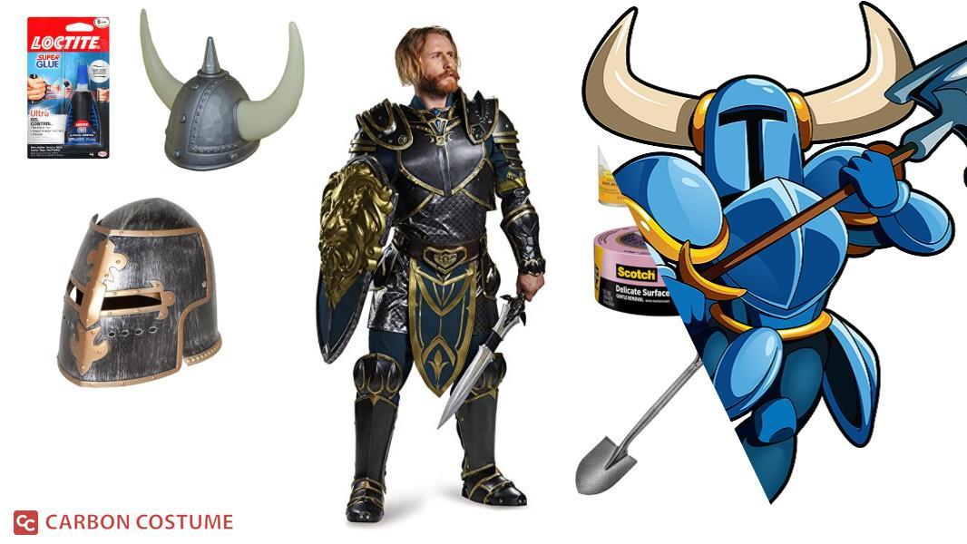 Shovel Knight Cosplay Tutorial