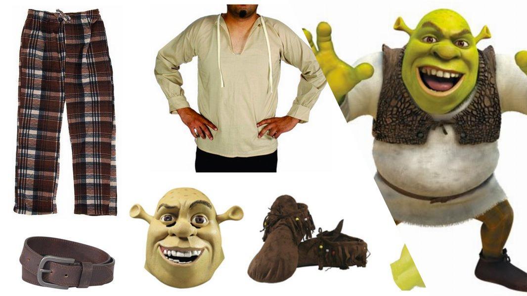 Shrek Cosplay Tutorial