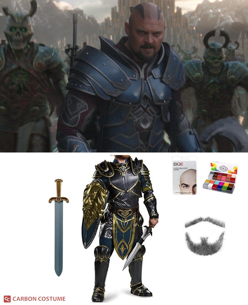 Skurge from Thor: Ragnarok Cosplay Guide