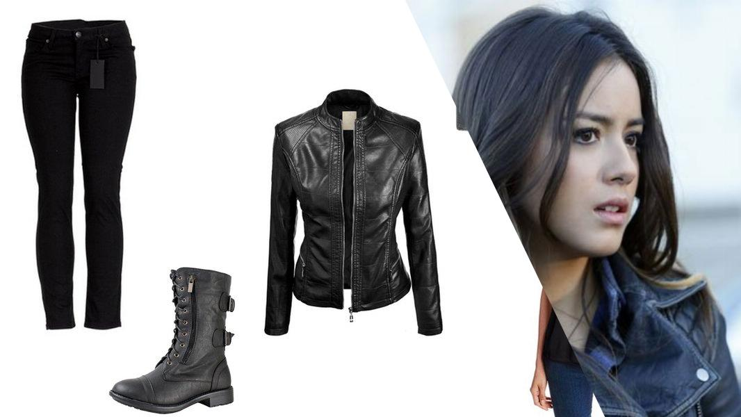 Skye from Agents of S.H.I.E.L.D. Cosplay Tutorial