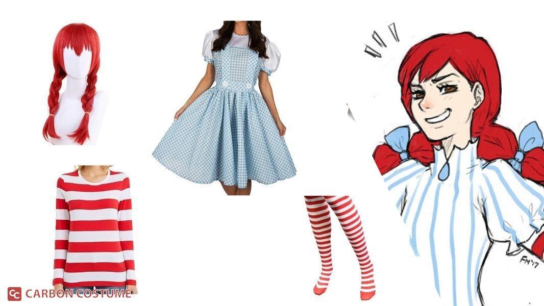 Smug Anime Wendy's Cosplay Tutorial