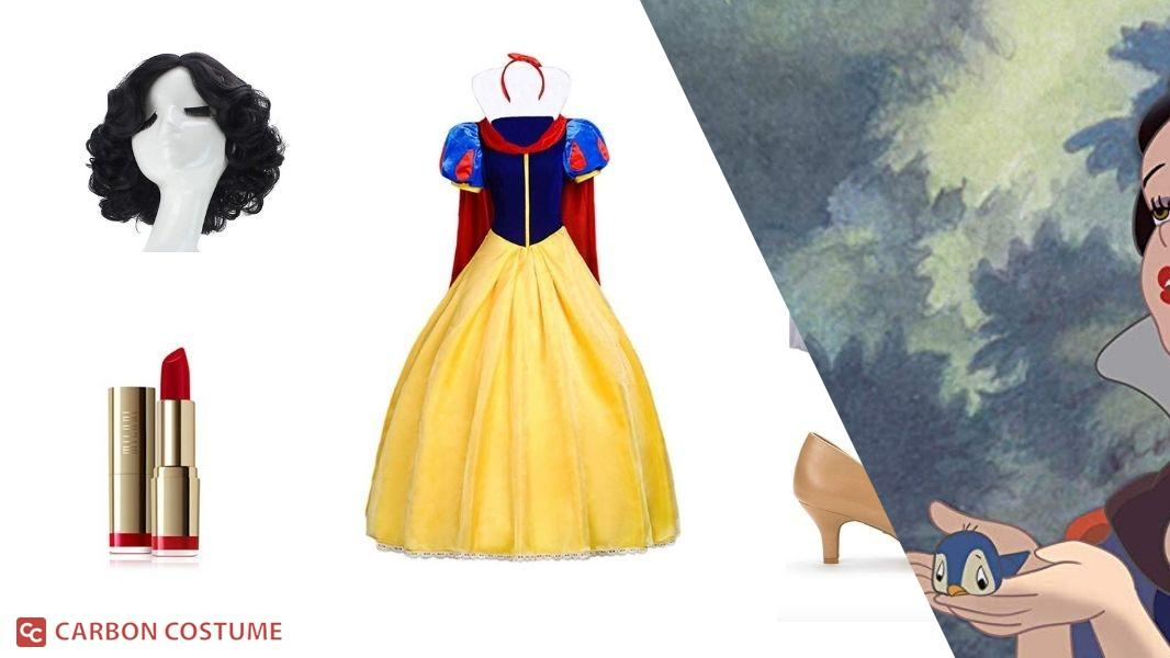 Snow White Cosplay Tutorial