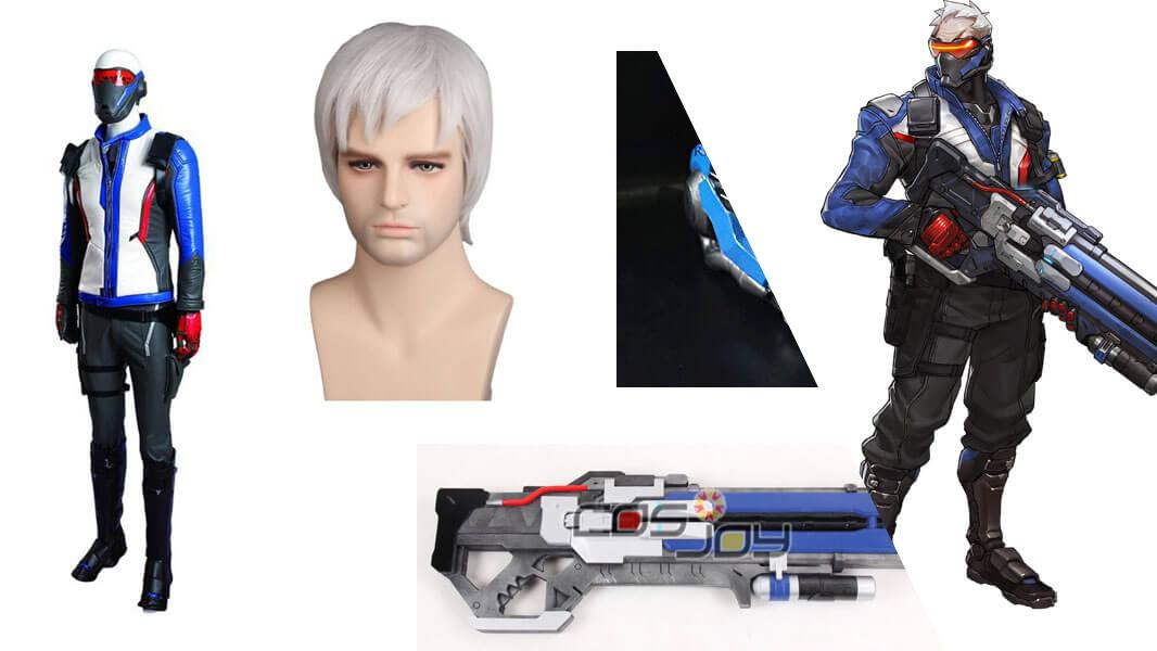 Soldier: 76 Cosplay Tutorial