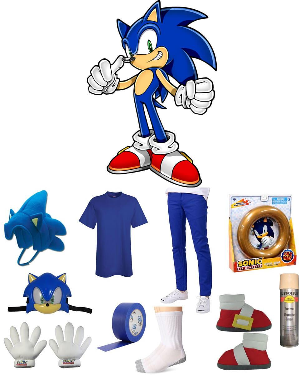 Sonic the Hedgehog Cosplay Guide