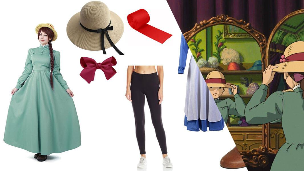 Sophie from Howl's Moving Castle Cosplay Tutorial