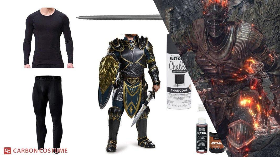 Soul of Cinder from Dark Souls Cosplay Tutorial