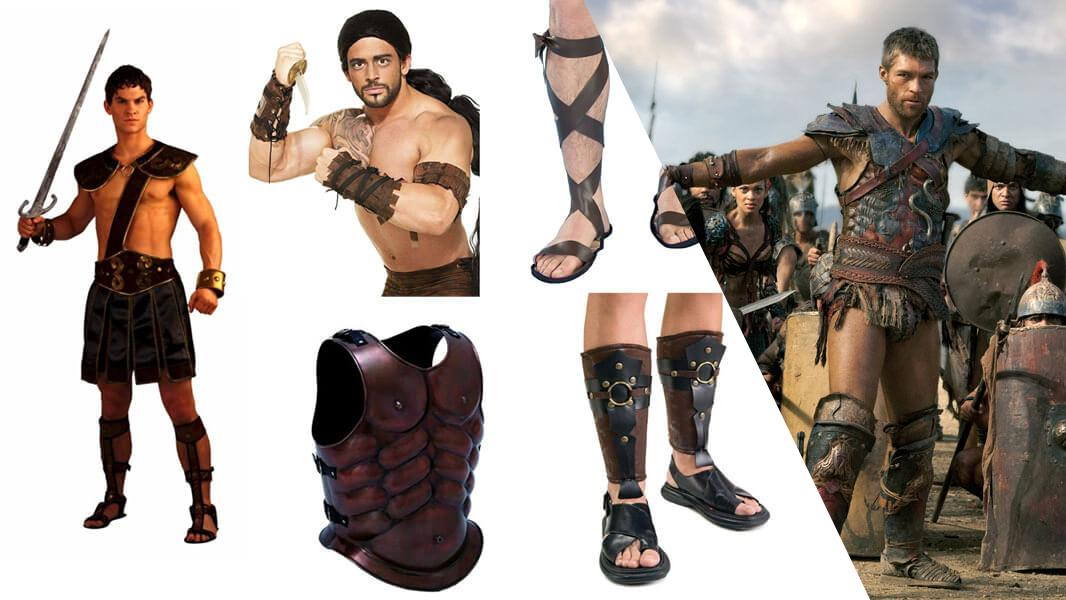 Spartacus Cosplay Tutorial