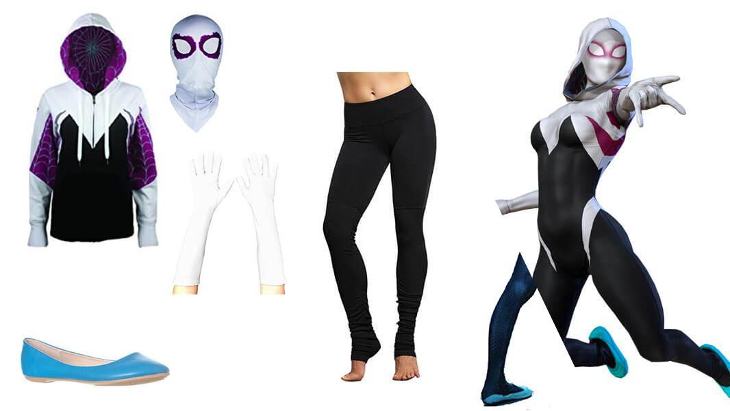 Spider-Gwen Cosplay Tutorial