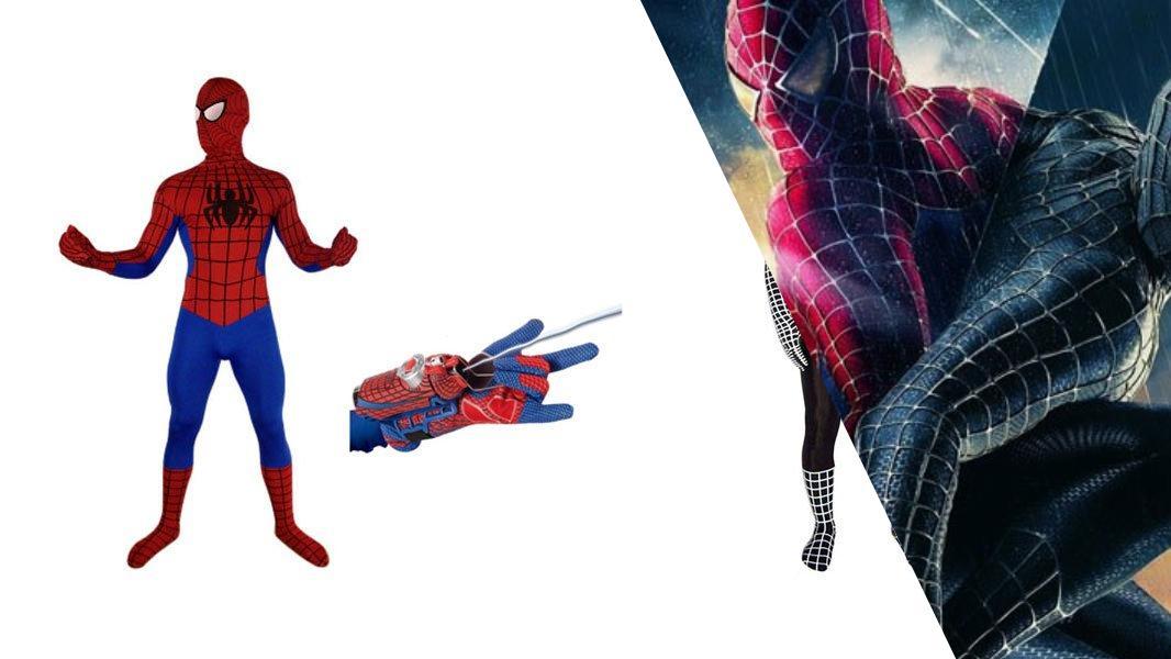 Spider-Man Cosplay Tutorial