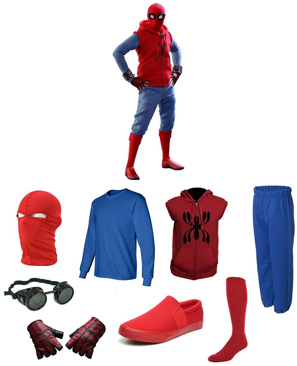 Spider-Man Homecoming Homemade Suit Cosplay Guide