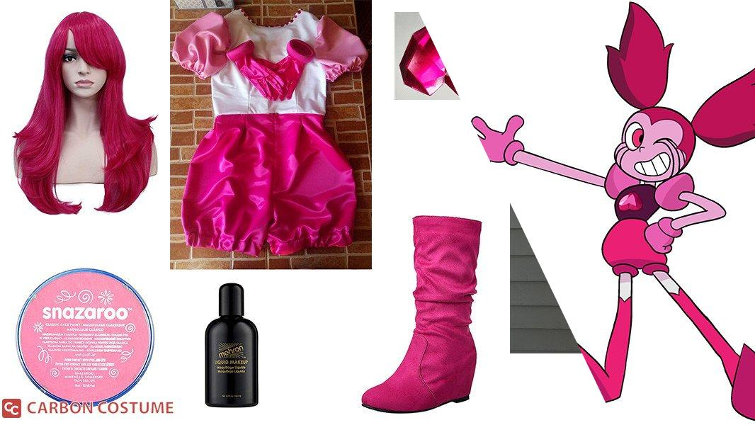 Spinel from Steven Universe Cosplay Tutorial