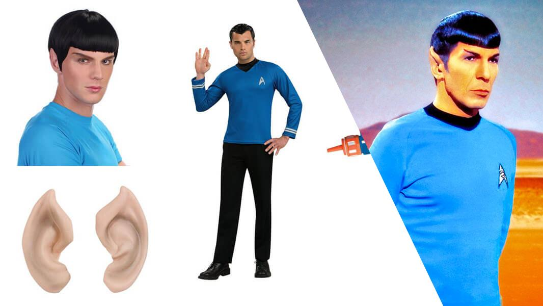 Spock Cosplay Tutorial