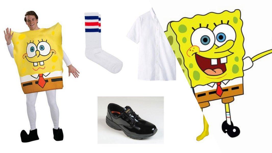 SpongeBob SquarePants Cosplay Tutorial