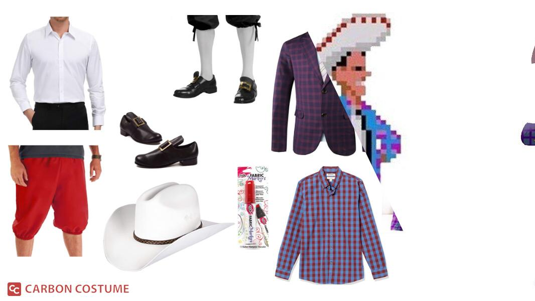 Stan S. Stanman from Monkey Island Cosplay Tutorial