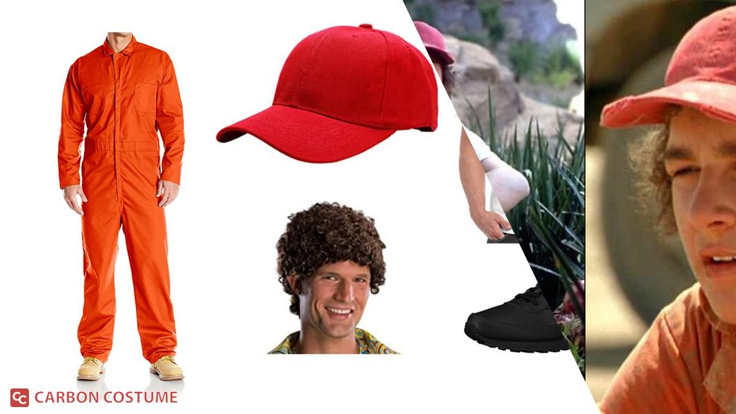 Stanley Yelnats from Holes Cosplay Tutorial