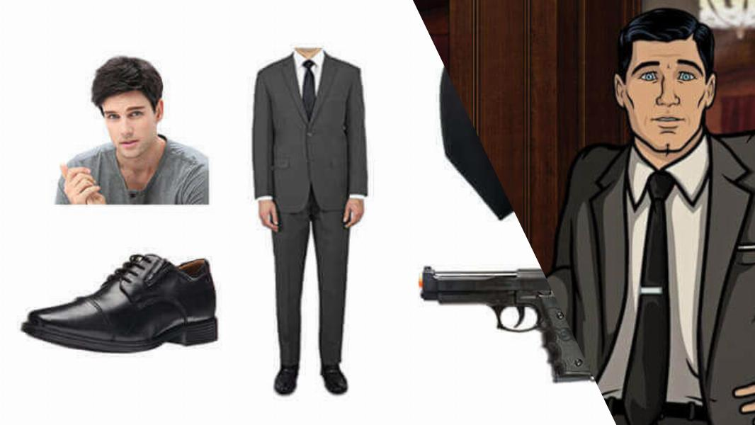 Sterling Archer Cosplay Tutorial