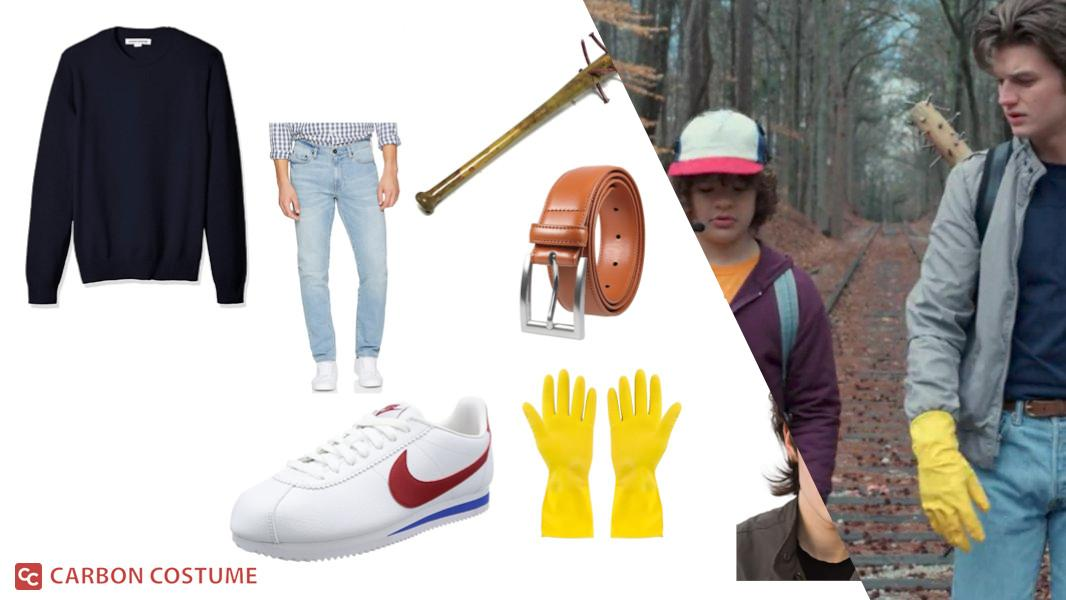 Steve Harrington from Stranger Things Cosplay Tutorial
