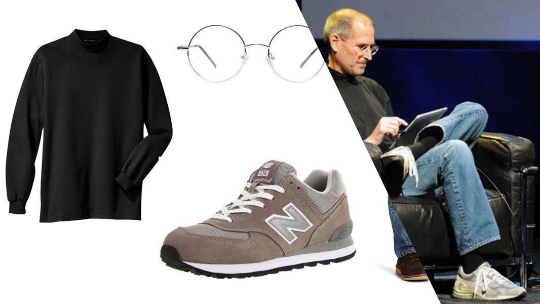 Steve Jobs Cosplay Tutorial