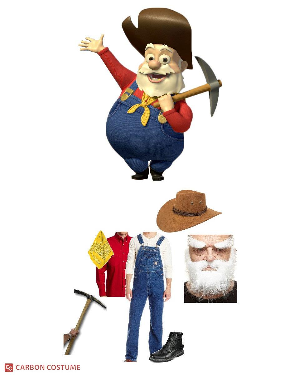 Stinky Pete from Toy Story 2 Cosplay Guide