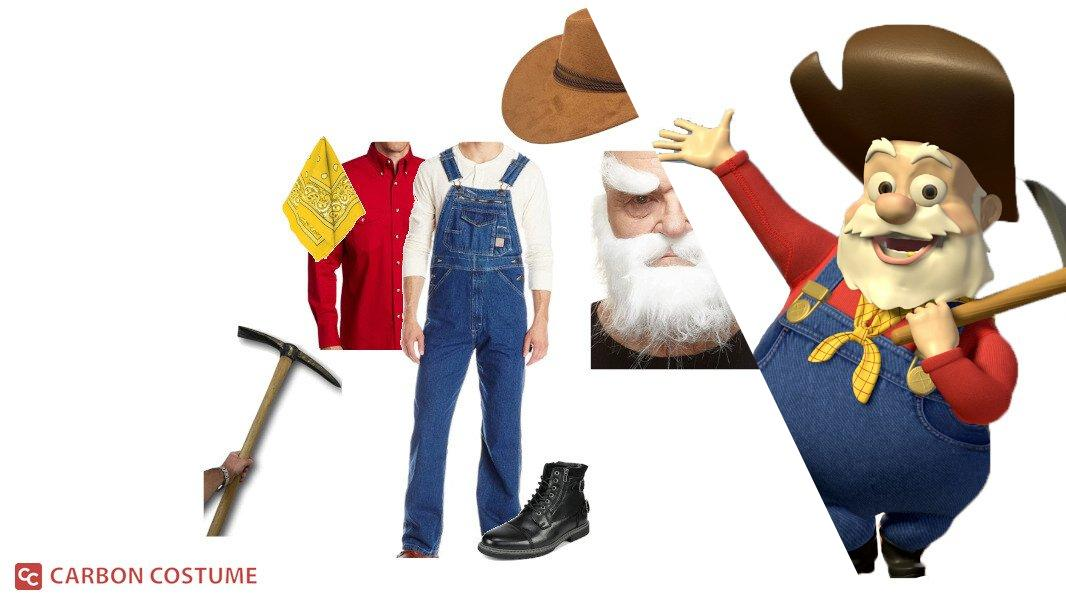 Stinky Pete from Toy Story 2 Cosplay Tutorial