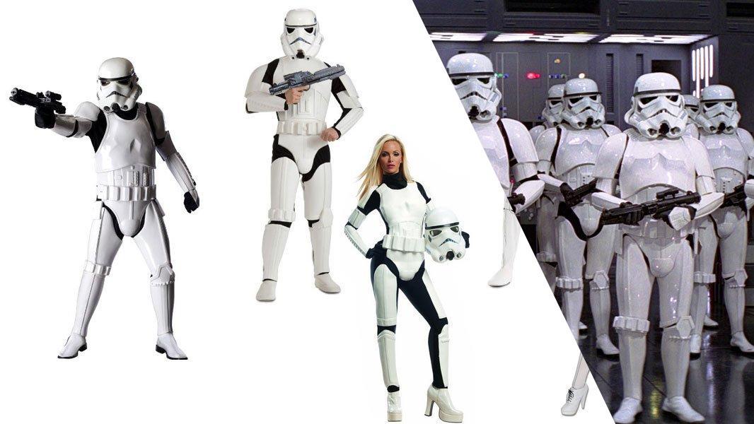 Stormtrooper Cosplay Tutorial