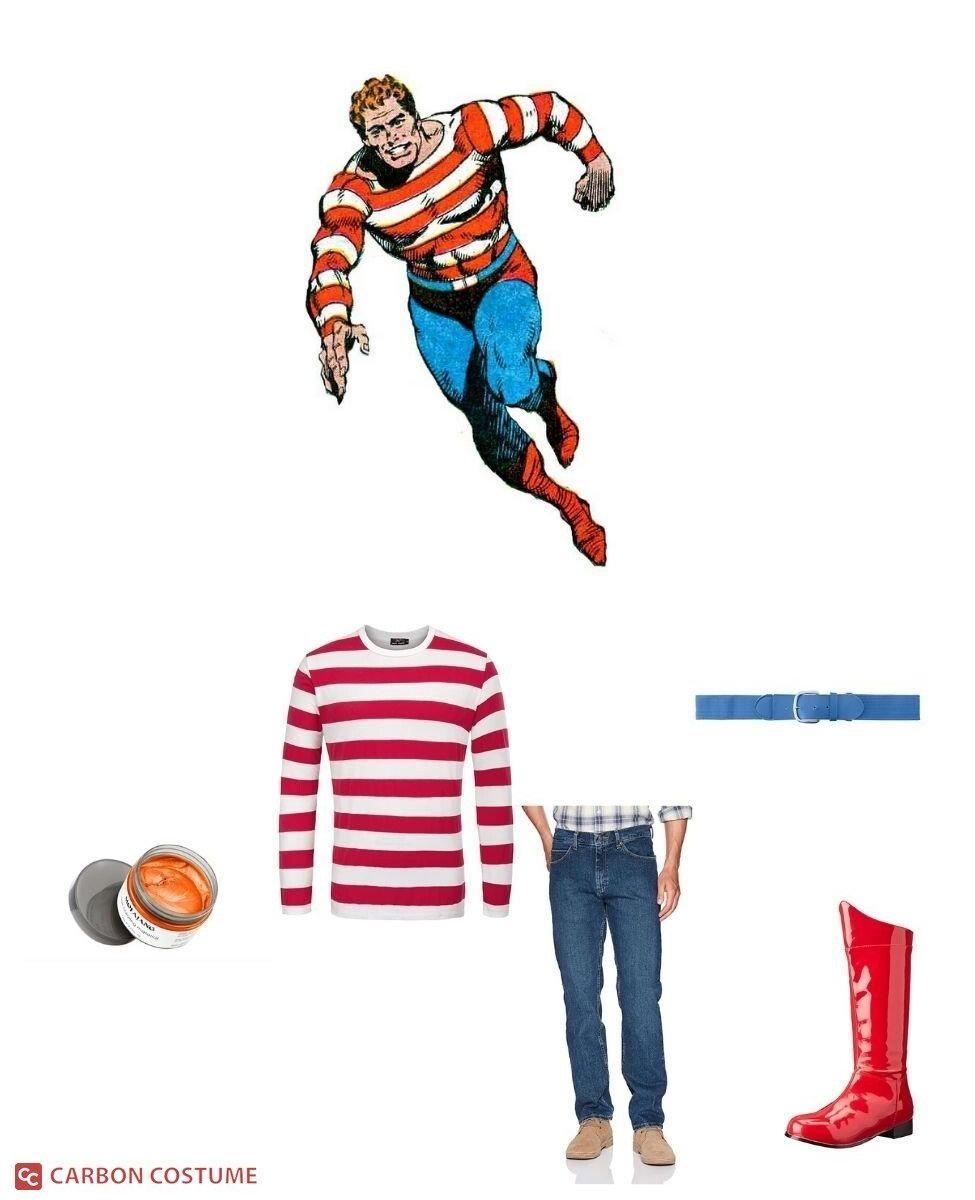 Stripesy Cosplay Guide