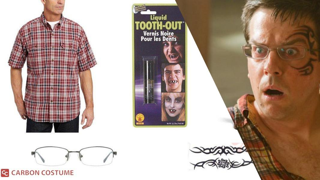 Stu Price from The Hangover Cosplay Tutorial