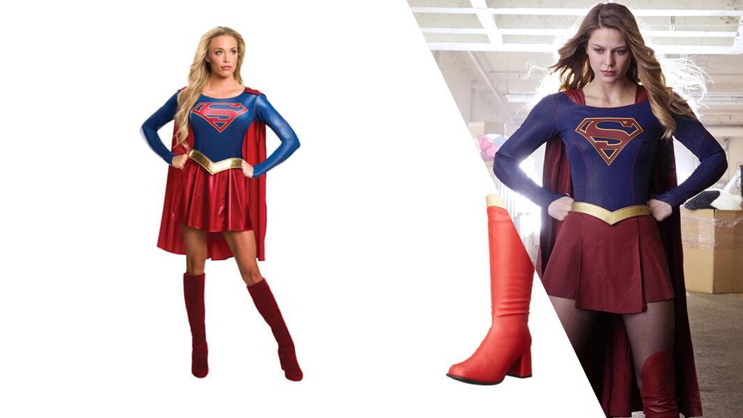 Supergirl Cosplay Tutorial