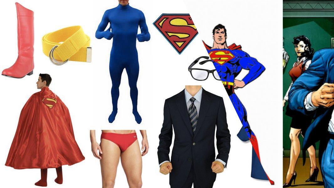 Superman / Clark Kent Cosplay Tutorial
