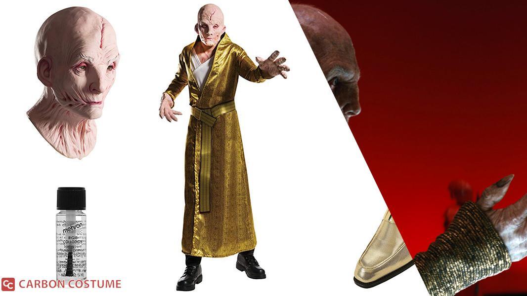 Supreme Leader Snoke Cosplay Tutorial
