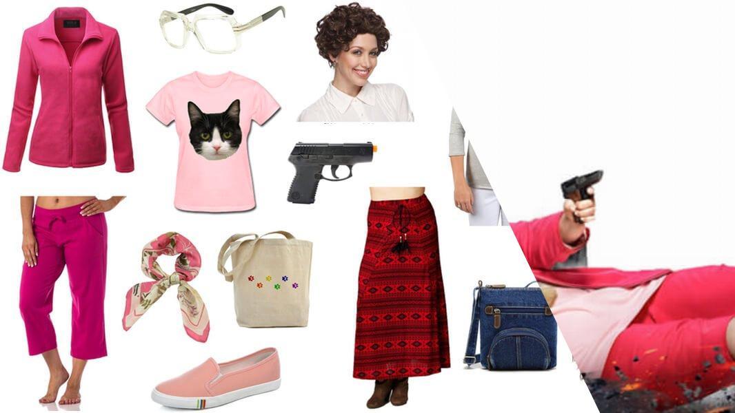 Susan Cooper Cosplay Tutorial