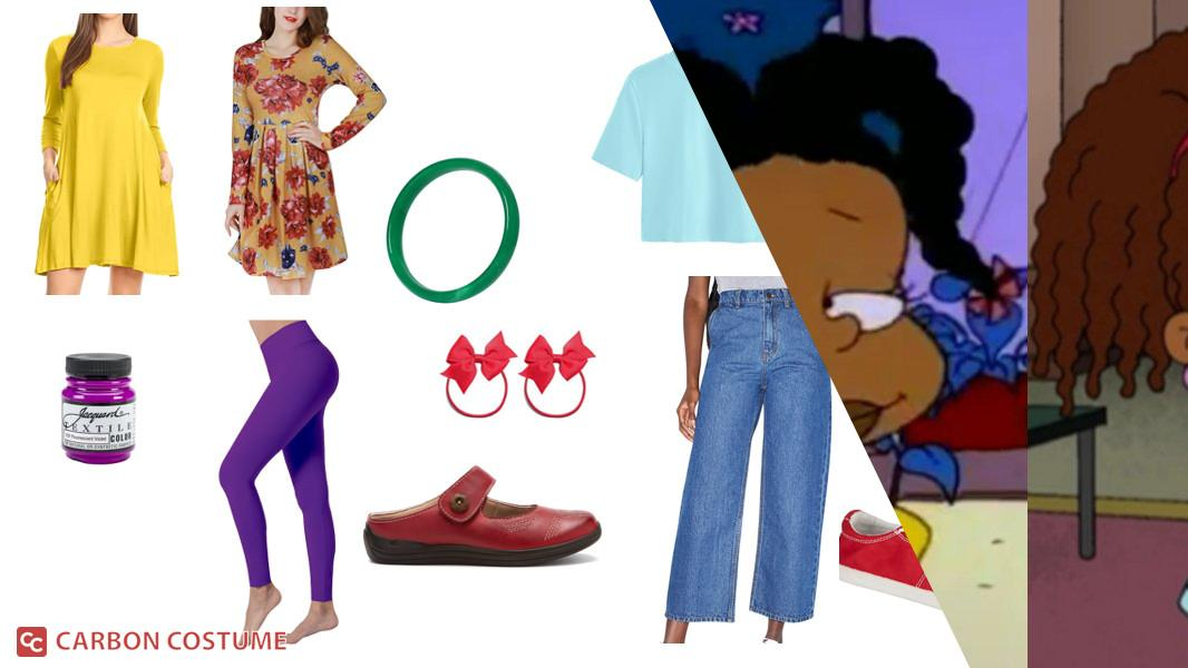 Susie Carmichael from Rugrats Cosplay Tutorial