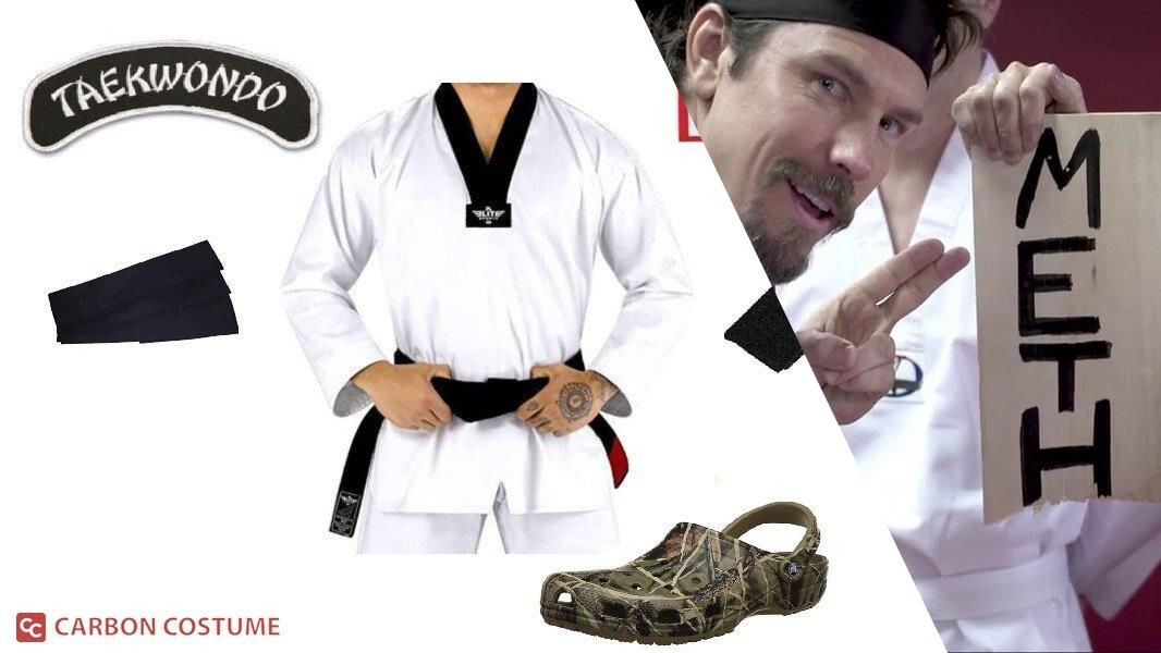 Tae Kwon Doug from Disjointed Cosplay Tutorial