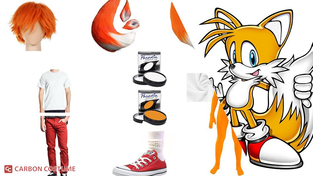 Tails from Sonic the Hedgehog Cosplay Tutorial